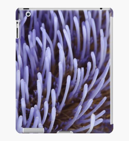Artichoke flower iPad Case/Skin