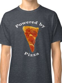 Powered by Pizza Classic T-Shirt