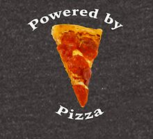 Powered by Pizza Hoodie