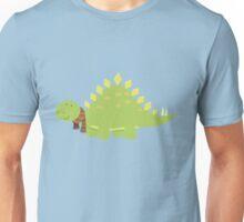 ScarfTegosaurus Unisex T-Shirt