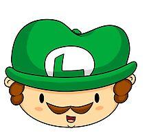 Luigi by Brennan Hunt