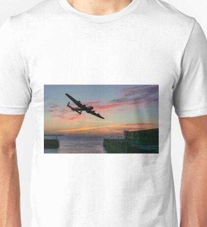 Sunset Lancaster Unisex T-Shirt