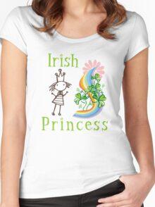 Irish Princess Women's Fitted Scoop T-Shirt