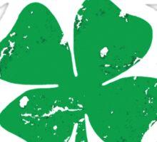 St Patrick's Day Designated Drunk Sticker