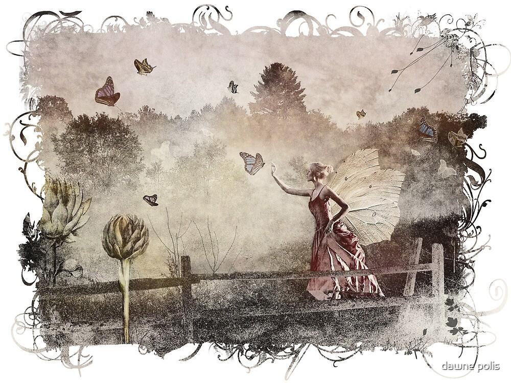 The Butterfly Princess by dawne polis