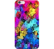 ABSTRACT BLOX iPhone Case/Skin