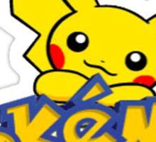 Pokemon Character Sticker