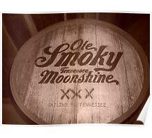 Old Smokey Mountain Brewery Poster