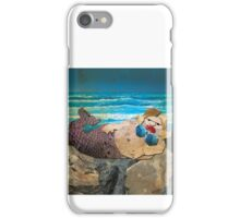 BEHOLD ... THE UGLY MERMAID iPhone Case/Skin