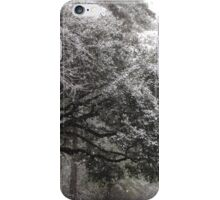 Snow in the Trees iPhone Case/Skin
