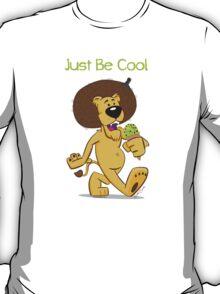 Be Cool Lion T-Shirt