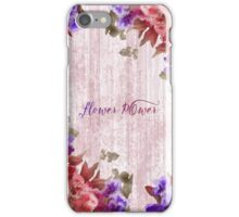 Flower Power iPhone Case/Skin