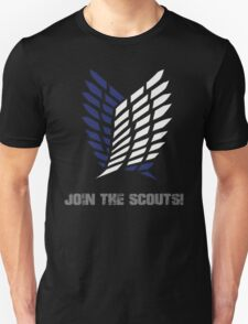 Attack on Titan - Join the Scouts! T-Shirt