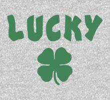 Luck Of The Irish Kids Tee