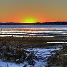 As the Sun Sets by Monica M. Scanlan