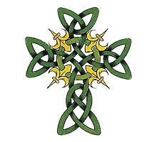Irish Cross Photographic Print