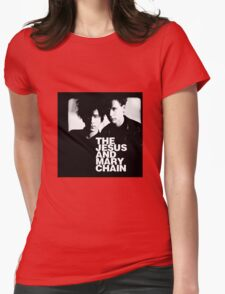 The Jesus And Mary Chain Womens Fitted T-Shirt