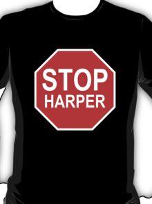 Stop Harper T-Shirt