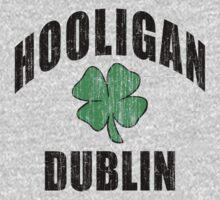 Irish Hooligan Dublin One Piece - Short Sleeve