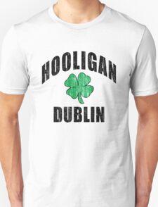 Irish Hooligan Dublin T-Shirt