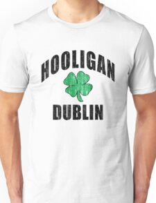 Irish Hooligan Dublin Unisex T-Shirt