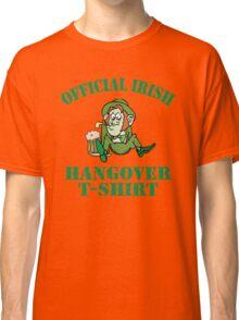 Official Irish Hangover Classic T-Shirt