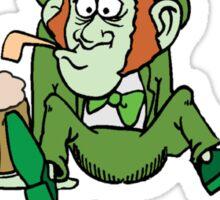 Official Irish Hangover Sticker