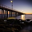 Dawn at Point Lonsdale #1 by Jason Green