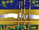 """""""Four Poles""""  by Patrice Baldwin"""