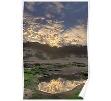 Cloud Pool Poster