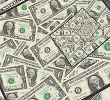 Dollar Bills Design by morningdance