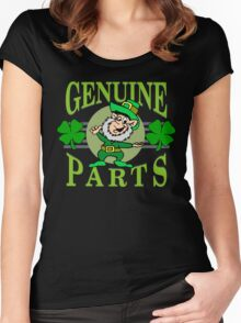 Funny Irish Women's Fitted Scoop T-Shirt