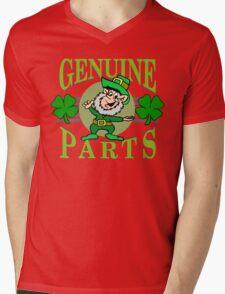 Funny Irish Mens V-Neck T-Shirt