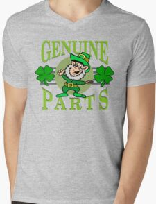 Funny Irish Mens V-Neck T-Shirt