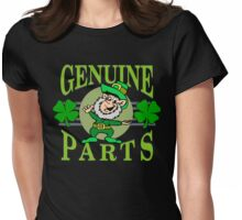 Funny Irish Womens Fitted T-Shirt