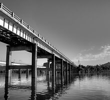 Bonnie Doon Bridge by Leanne Robson