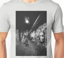 Seattle, Post Alley murals Unisex T-Shirt
