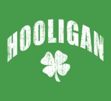 Irish Hooligan Kids Tee