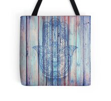 Hamsa - Hand of Fatima Tote Bag