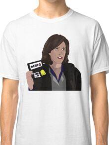 Agent Monica reyes FBI Classic T-Shirt
