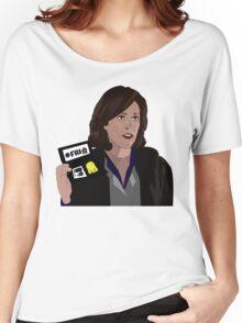 Agent Monica reyes FBI Women's Relaxed Fit T-Shirt