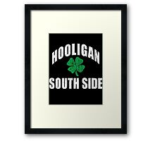 Chicago Irish South Side Framed Print