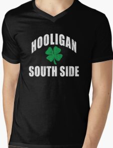 Chicago Irish South Side Mens V-Neck T-Shirt
