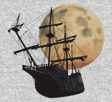 Sailors Of The Night Baby Tee