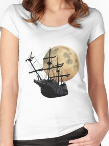 Sailors Of The Night Women's Fitted Scoop T-Shirt
