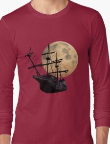 Sailors Of The Night Long Sleeve T-Shirt