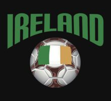 Ireland Soccer One Piece - Long Sleeve