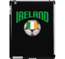 Ireland Soccer iPad Case/Skin