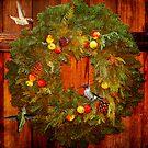 Happy Hummingbird Holidays by Susan Gary
