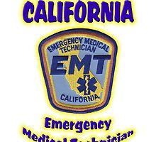 California EMT by lawrencebaird